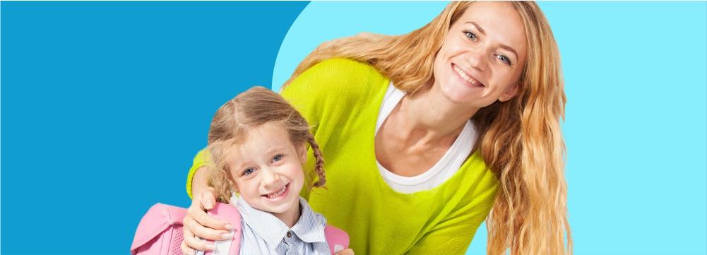 Скидка 10% на лечение зубов ребенок + родитель!